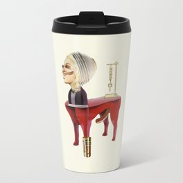 Centaurus artwork collage Travel Mug