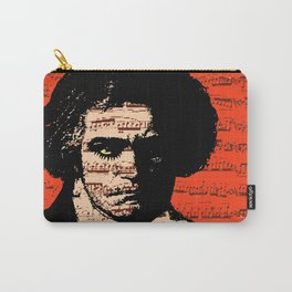 A Clockwork Beethoven  Carry-All Pouch