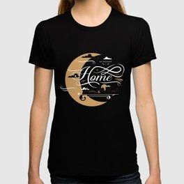 Milwaukee Home Moon T-shirt