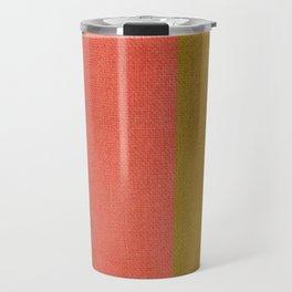 Conflicting Colors Travel Mug