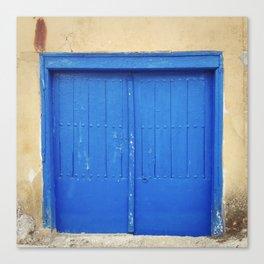 Doors of Perception 48 Canvas Print