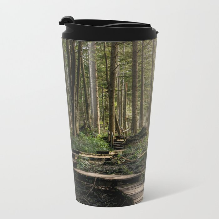 Adventure Nature Path Metal Travel Mug