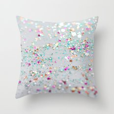 Surprise Party  Throw Pillow