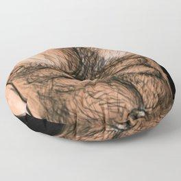 Chest Piece 3 Floor Pillow
