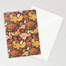 Indonesia Spices Stationery Cards