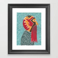 El Veterano Framed Art Print