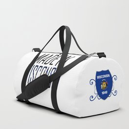 Made In Wisconsin Duffle Bag