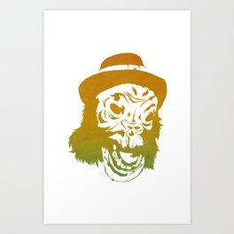 VAPID No. APE Art Print