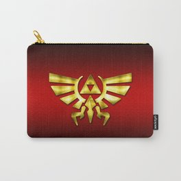 Link Zelda Carry-All Pouch