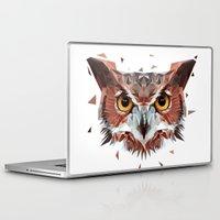 hunter Laptop & iPad Skins featuring Hunter by Jordan Smith