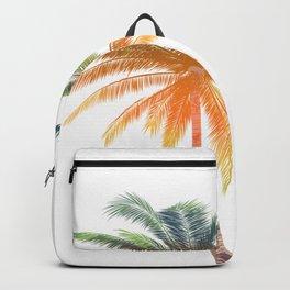 Palm Tree Backpack