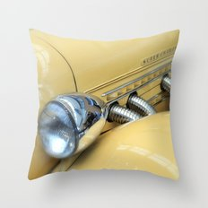 Supercharged II Throw Pillow