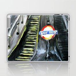 London Underground Jubilee Line Laptop & iPad Skin