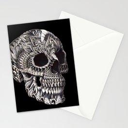 Ornate Skull Stationery Cards