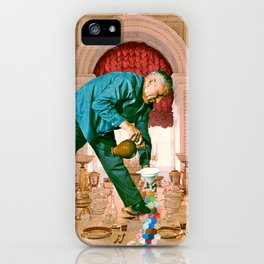 Table Manners iPhone Case