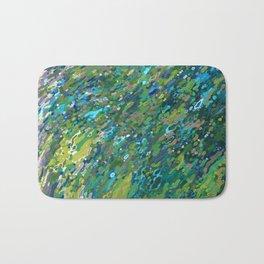 Mossy Waterfall Juul art Bath Mat