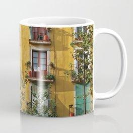 Windows in Barcelona Coffee Mug