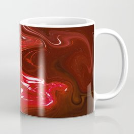 neon lava Coffee Mug