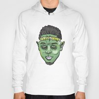 kendrick lamar Hoodies featuring Kendrick Lamar Yoda by Sneaker Pie