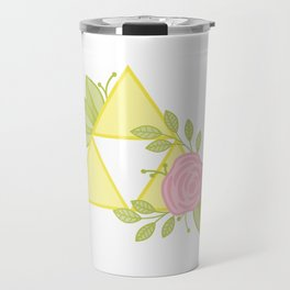 Garden of Power, Wisdom and Courage Travel Mug