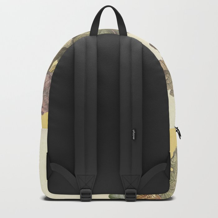 Autumn leaves.... Backpack