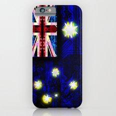 circuit board australia (flag) Slim Case iPhone 6s