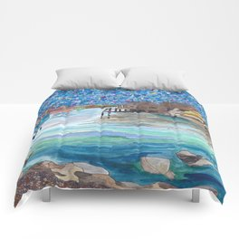 In the Cove Comforters