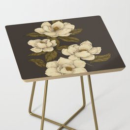 Magnolias Side Table
