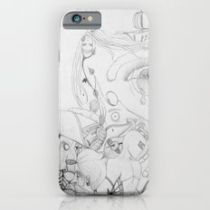 Old Woman iPhone 6s Slim Case