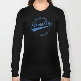 Mitchell Park, Palo Alto, Game On! Long Sleeve T-shirt