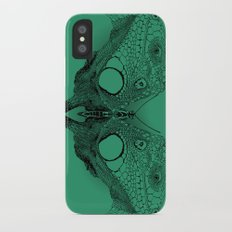 Winged Beauty Slim Case iPhone X