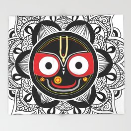 Jagnath Throw Blanket