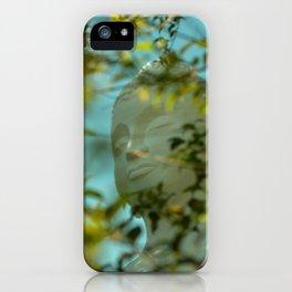 Buddha in the Bush iPhone Case