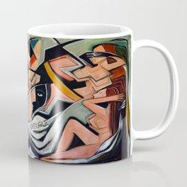 L'amour est Aveugle Coffee Mug