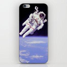 Astronaut on a Spacewalk iPhone Skin