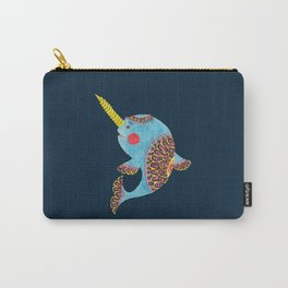The Narwhal Carry-All Pouch