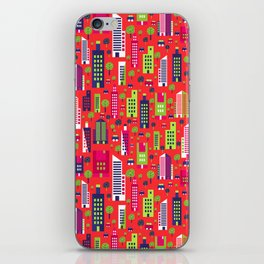 City of Colors iPhone Skin