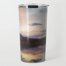 Lover's Embrace Travel Mug