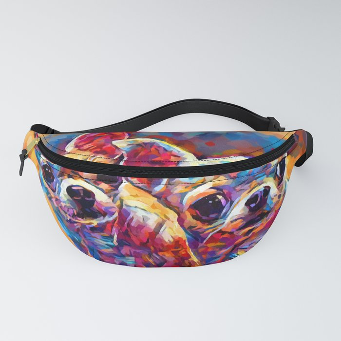 Chihuahua Bros Fanny Pack