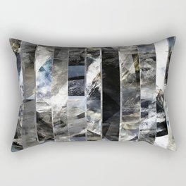 Vertical lines Rectangular Pillow
