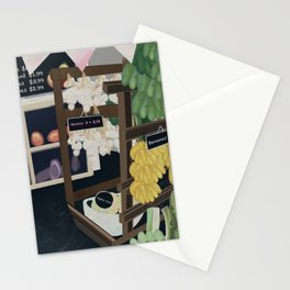 Fruit Stand no.2 Stationery Cards