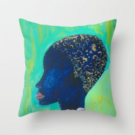 658 Throw Pillow
