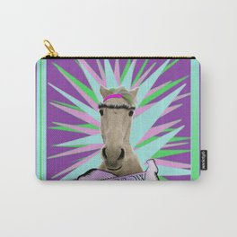 Unibrow Carry-All Pouch