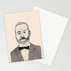 Bill Murray Portrait Stationery Cards
