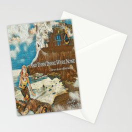 And Then There Were None Stationery Cards