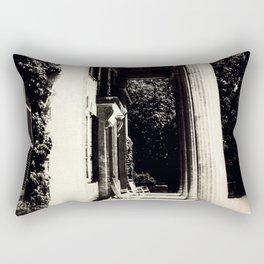 The Porch Time Forgot Rectangular Pillow