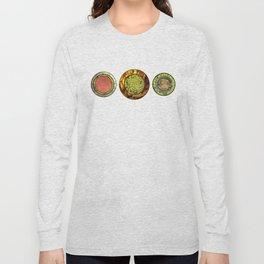 Food Mix Tris Long Sleeve T-shirt