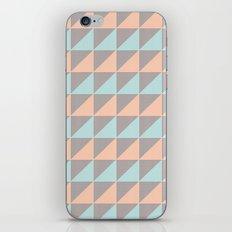 Triangles. iPhone Skin
