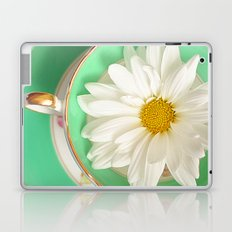 Mint Tea Laptop & iPad Skin