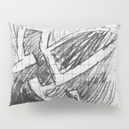 K logo Pillow Sham